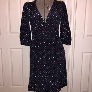 Marc by Marc Jacobs Navy Dress